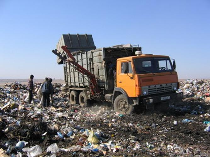 Завод по переработке мусора в крыму